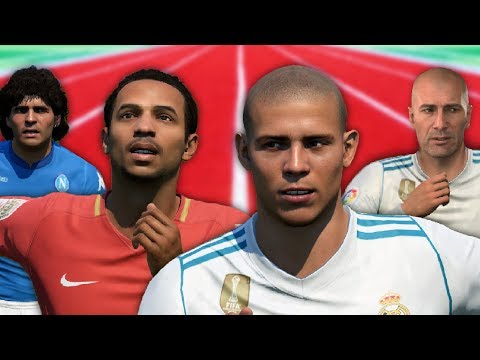 FASTEST ICONS IN FIFA 18 | SPEED TEST (all versions including prime)