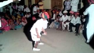 Rajasthani dhol dance   Bhomesh Pawar & Omprakash Bhayal