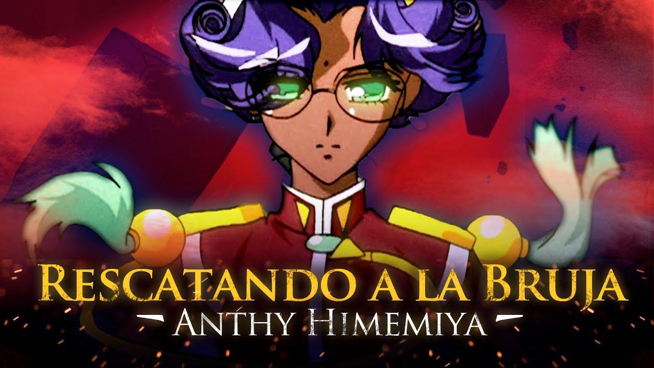 Anthy Himemiya: Rescatando a la Bruja [Utena: Análisis y Explicación]