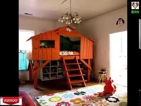 DIY Cute Simple Bedroom Decor Accents   Kids Room ... on Simple But Cute Room Ideas  id=50530