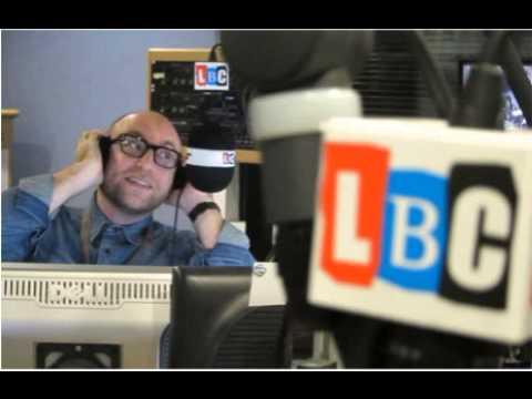 LBC Radio   Anthony Davis discusses E-CIgarettes and vaping in restaurants - 22Oct13