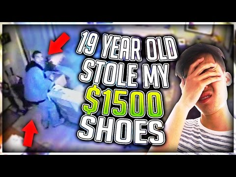 Thumbnail: 19 YEAR OLD STOLE MY $1500 SHOES