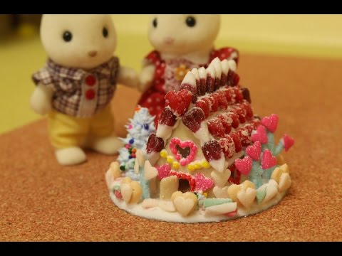"""쪼만한마을-미니어쳐 쿠키 하우스""""Miniature cookie house"""""""
