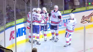 Rochester Americans Highlights 10.6.2018