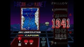 Capcom Classics Collection Vol. 2 (PlayStation 2) - 1941 Full Game