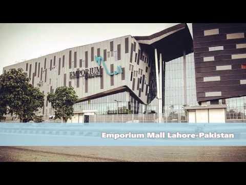 Emporium Mall Lahore-Pakistan