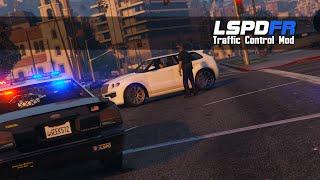 LSPDFR Traffic Control Mod