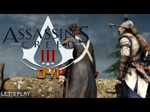 ASSASSIN'S CREED 3 #041: Das Attentat auf John Pitcairn [LET'S PLAY] [1080p] [DEUTSCH]