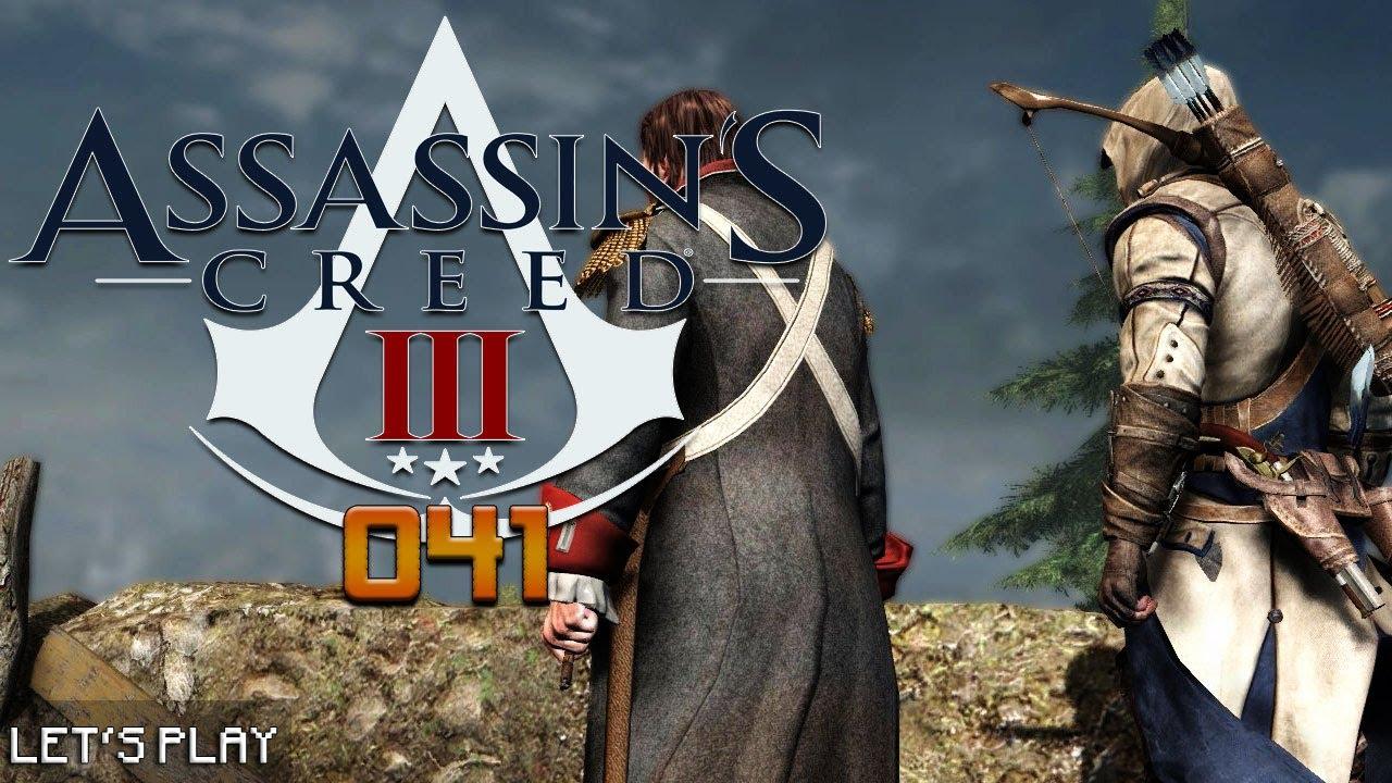 ASSASSIN'S CREED 3 #041: Das Attentat auf John Pitcairn [LET'S PLAY] [1080p] [DEUTSCH]