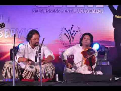 Sharat Chandra Srivastava Raag Bhairavi live concert in Delhi