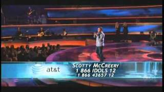 The River - Garth Brooks Scotty McCreery American Idol Season 10 Top 13