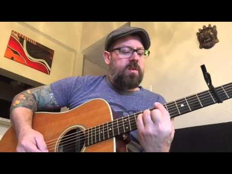 Live In The Living Room USA: Ed Rogers - The Arcade Waitress