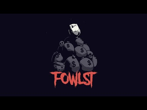 Fowlst - Gameplay Android et iOS (iPhone / iPad) par KickMyGeek