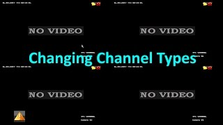 HIKVISION - How to Change Between Channel Types (TVI | AHD | CVBS Analog | IP) on a TVI Turbo HD DVR