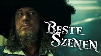 Barbossa Beste Szenen - Fluch der Karibik