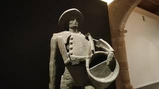 Un paseo por las raíces del escultor salmantino Venancio Blanco