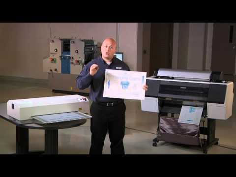 Epson Stylus Pro 7900 | Computer To Plate System Introduction