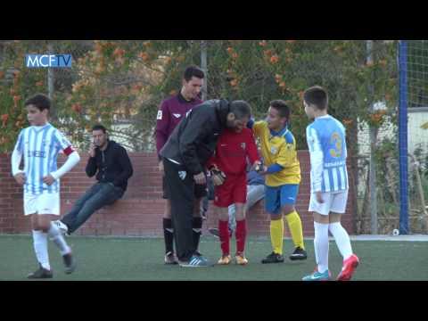 2ª Andaluza Alevín: Málaga CF 3 - 3 Atlético Benamiel CF (partido completo)
