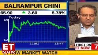 Balrampur Chini's Q4 Highlights