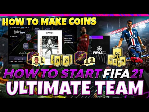 HOW TO START YOUR FIFA 21 ULTIMATE TEAM ON THE WEB APP! HOW TO MAKE COINS RIGHT AWAY?