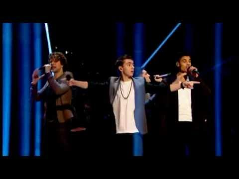 The Wanted - I Found You (Live Strictly Come Dancing)