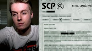 *Classified* Proof the SCP Foundation Exists.. (creepy)