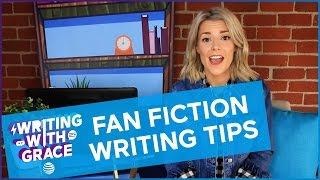 WRITING WITH GRACE:  EP 1 // Grace Helbig