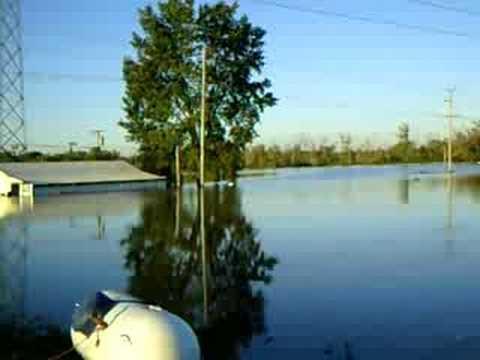 Part 12 September 2008 Floods Little Calumet River