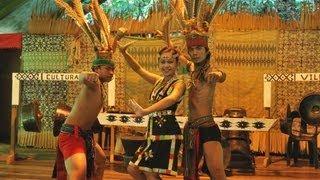 Malaysia l Sabah Traditional Cultural Dance