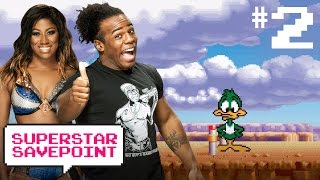 Ember Moon talks D&D and fanfics with Austin Creed in Tiny Toon Adventures! — Superstar Savepoint