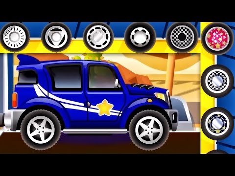 Dream Cars Factory - Car service : Best iOS Game App for Kids