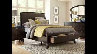 Hillsdale Denmark Storage Sleigh Bedroom Set