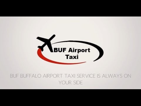 Book BUF Buffalo Airport Taxi And Save More Than 15% Off