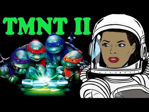 Teenage Mutant Ninja Turtles II: The Secret of the Ooze Movie Review - Spoiler Discussion