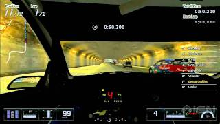 Gran Turismo 5: Ford WRC Car Gameplay