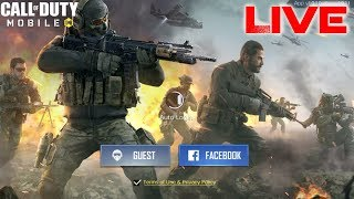 [🔴 LIVE] Call of Duty Mobile |Battle Royale |Download Link in the Discription |INDIA