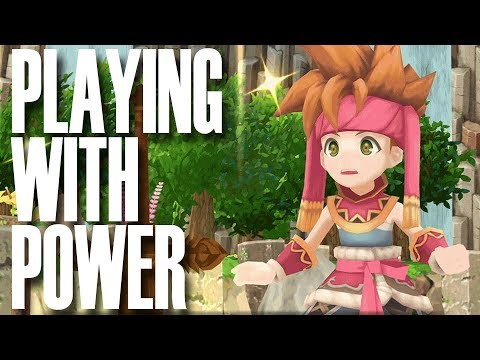 Playing With Power Podcast Feb 2018 | MichaelBtheGameGenie