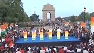 Taal Thok Ke special edition from India Gate   इंडिया गेट से ताल ठोक के LIVE
