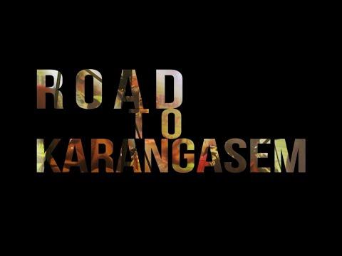 Sumba Culture Trip road to Karangasem.