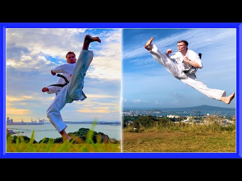 Taekwondo Training in NZ