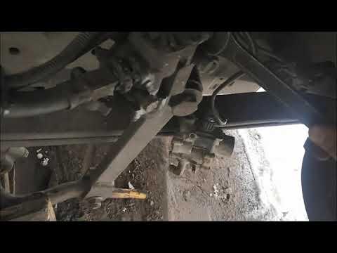 Замена клапана ABS