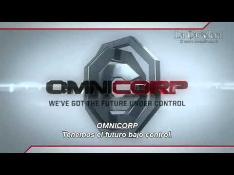 Robocop 2013 : Video Viral Trailer Subtitulado [HD]