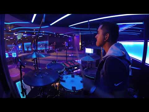 Edge Of Heaven | River Valley Worship | Live Drums