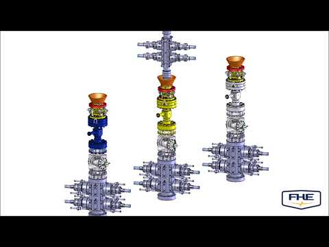 How it works: FHE RigLock™ on multiple wellheads - technical animation