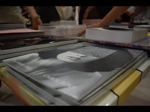 New York Art Book Fair @ MOMA PS1