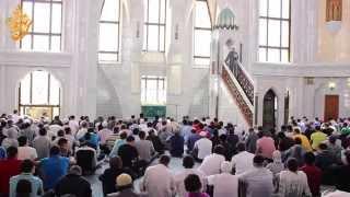Ильфар хазрат Хасанов. Проповедь в мечети Кул Шариф