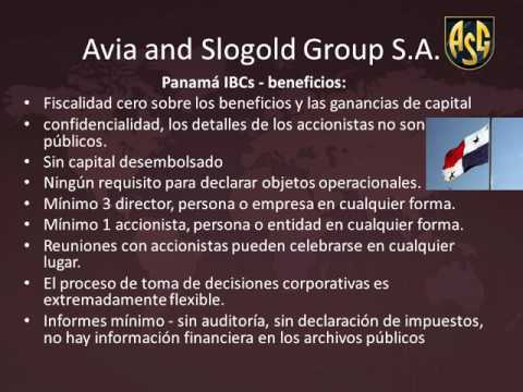 Usos y Ventajas de una Sociedad Offshore en Panama ...