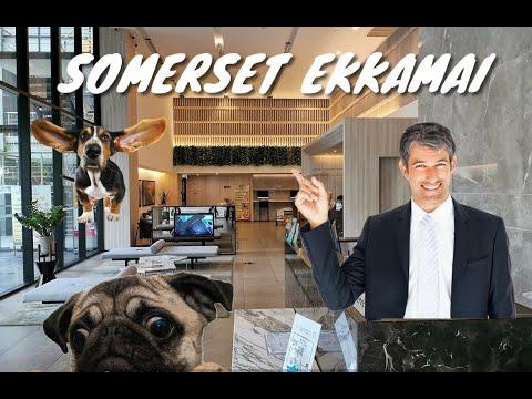 Somerset Ekamai Bangkok Serviced Apartment