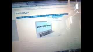 baofeng uv 5r program software