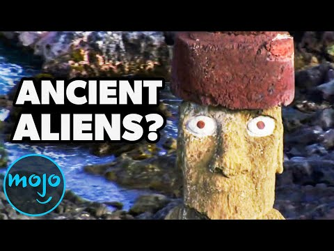 Top 10 Historical Events That Were Tied to Aliens?